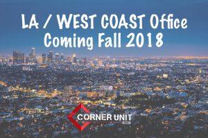 Corner Unit Media | LA Office